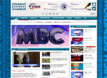 News portal TV channel MBC